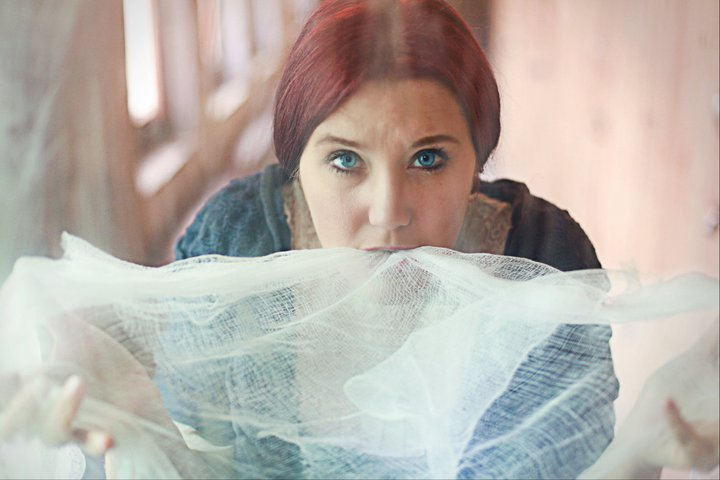 Kate Nawrocki in The Spirit Play
