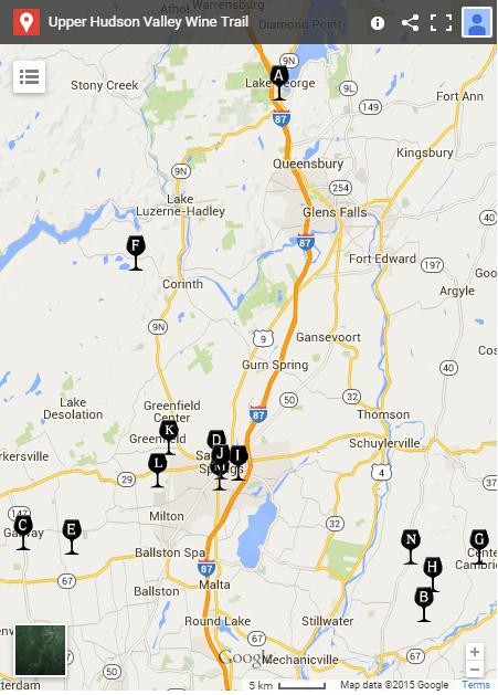 UHVWT Static Google Map
