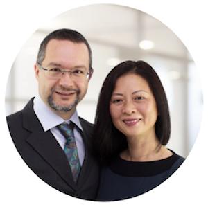 Drs Olivier & Marcia Becherel