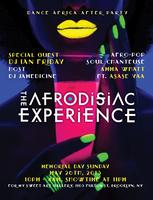Afrodisiac Experience - Dance Africa After Party Memorial Day...