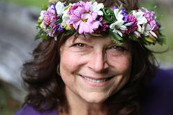Gina Farr, retreat guide