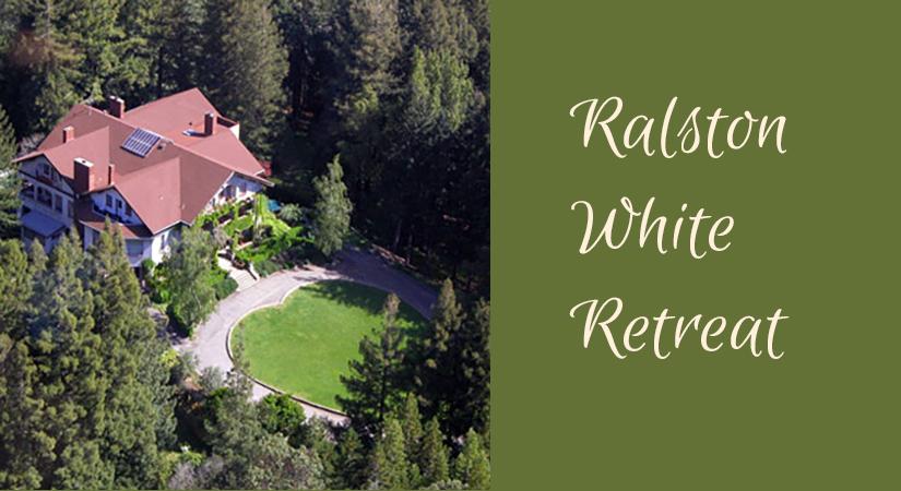 Ralston White retreat
