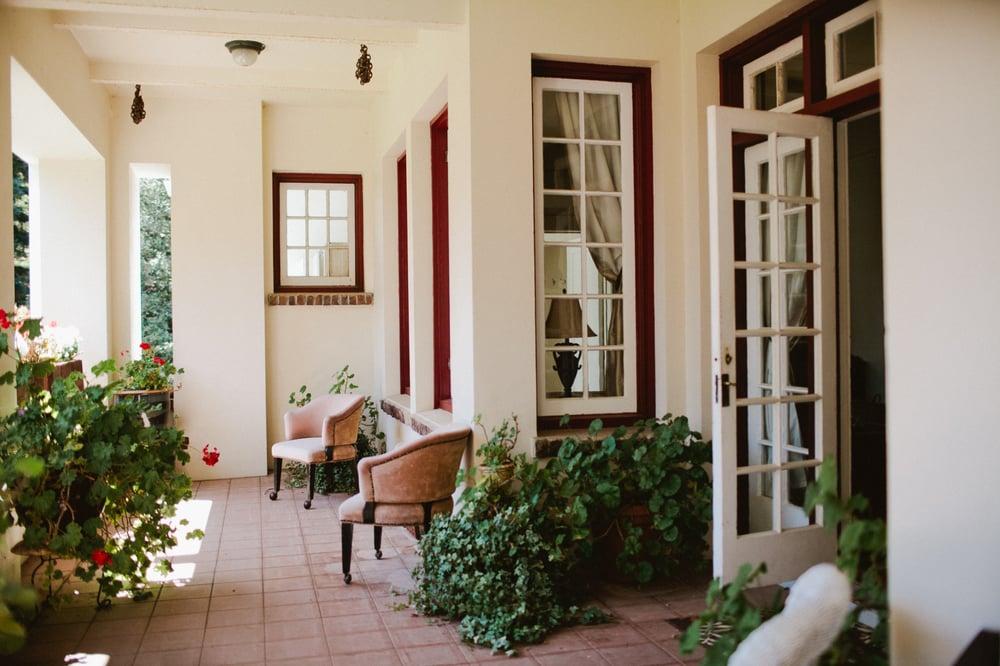 Retreat front porch