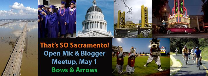 Montage of Sacramento Images