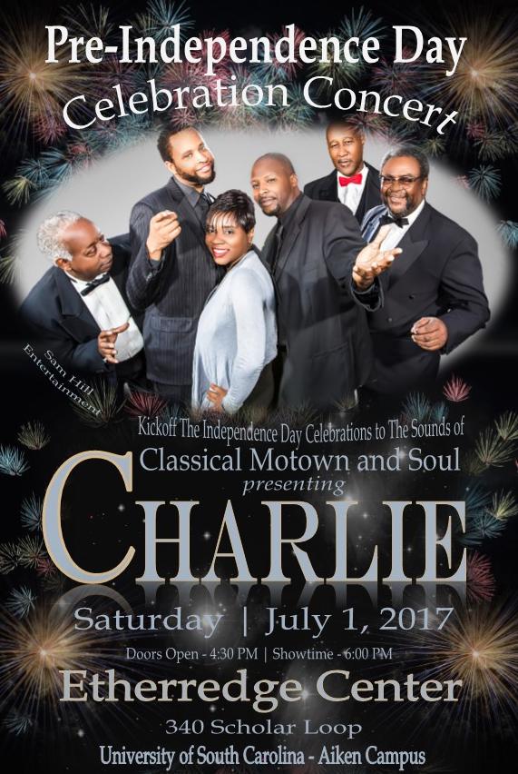 Charlie Motown Revue Concert