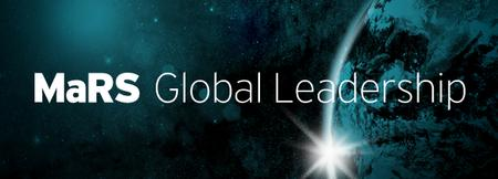 MaRS Global Leadership - An Avalanche is Coming: The future of...