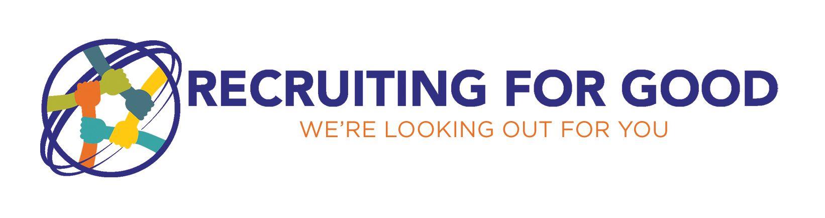 Recruiting for Good logo