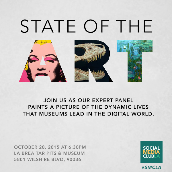 SMCLA State of the Art Event Graphic