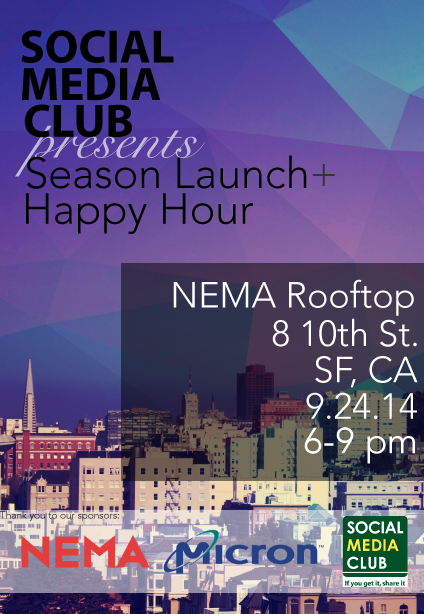 Season Launch and Happy Hour