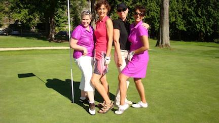 Sassy SWAN Golfers