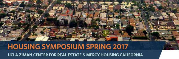 MOVING FORWARD MOVING FORWARD Housing Symposium (4/24/17) // UCLA Ziman Center & Mercy Housing CA.