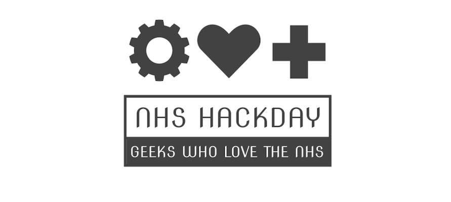 NHS Hack Day logo