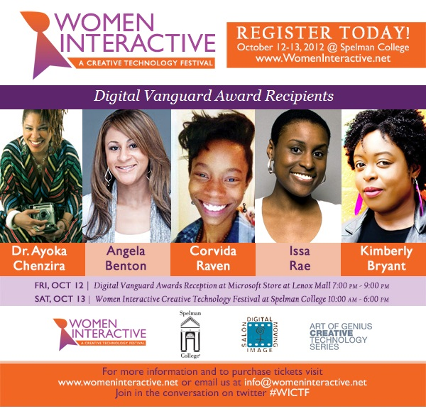 Women Interactive Flyer