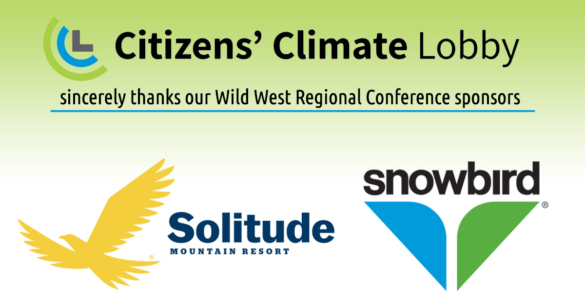 Thanks to our sponsors, Snowbird and Solitude