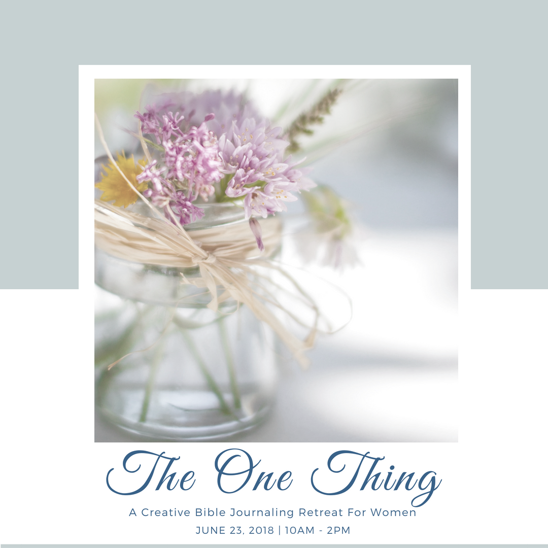 The One Thing Retreat