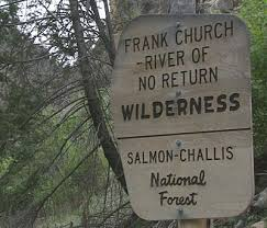 Wilderness of No Return
