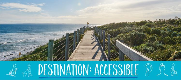 Destination Accessible - Geelong and The Bellarine