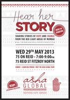 Hear Her Story Movement Launch