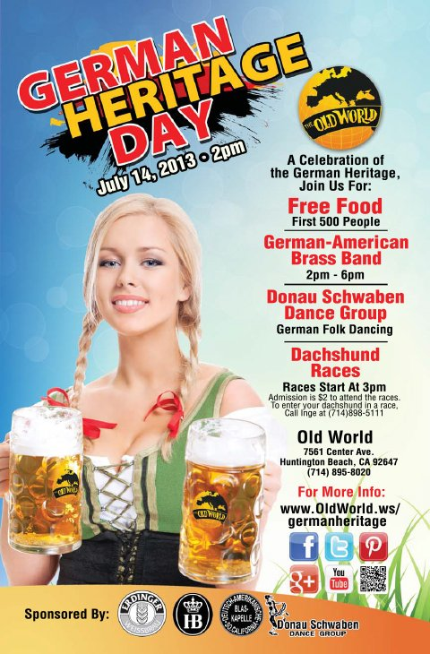 German Heritage Day