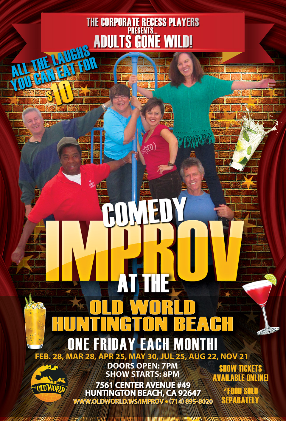 Comedy Improv at Old World