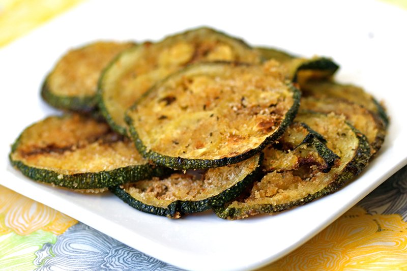 Fried Zuchinni