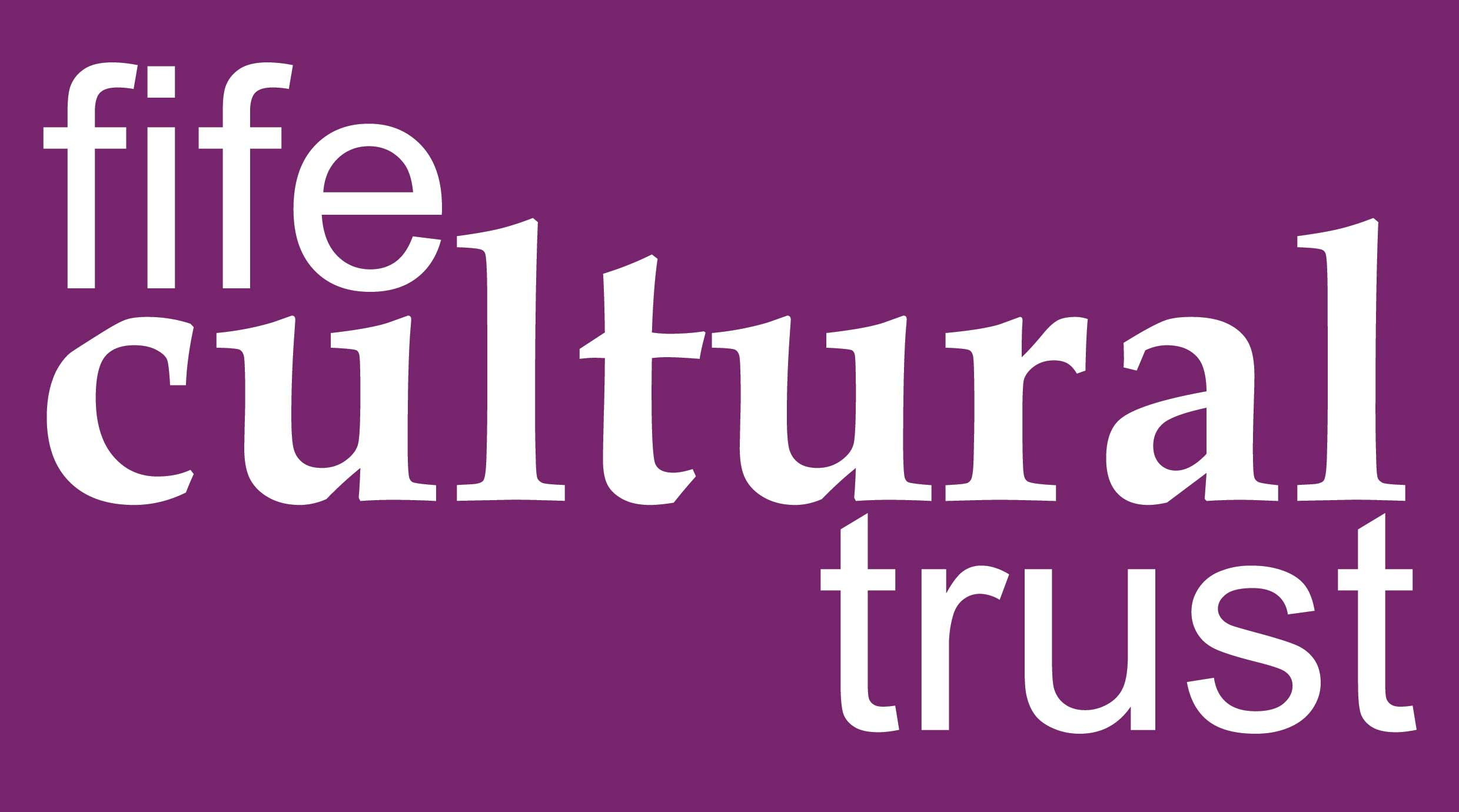 Fife Cultural Trust log