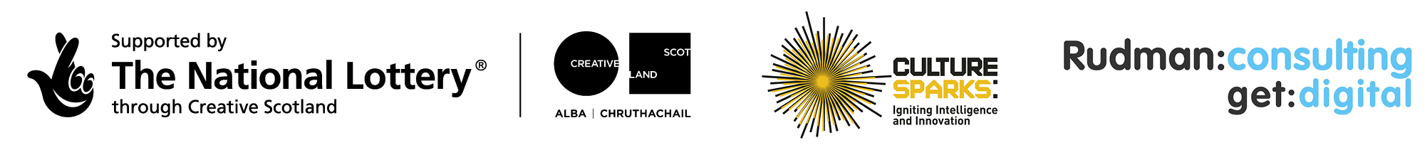 Creative Scotland, Culture Sparks, Rudman Consulting