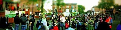 Sneinton Festival 2012- International Food Evening