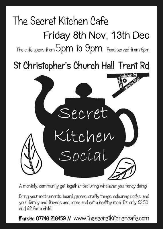 TSKC - Secret Social Flyer