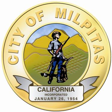 City of Milpitas color logo