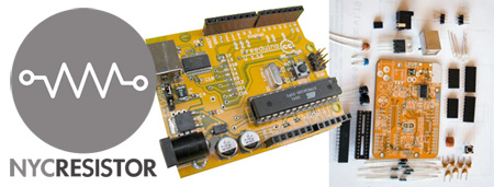 Freeduino and parts