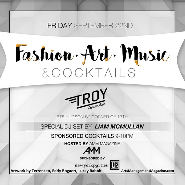 Fashion Networking Party with AMM Magazine