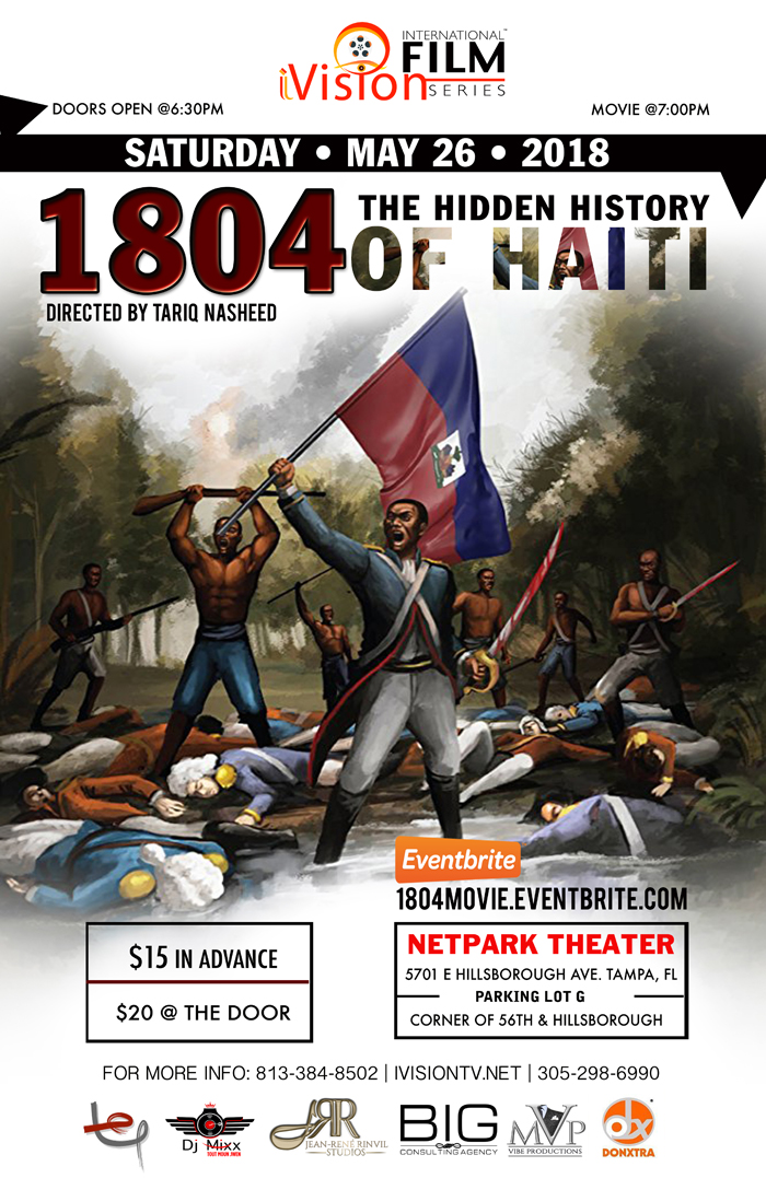 1804 Hidden History of Haiti