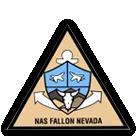 Fallon naval air station logo