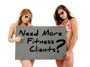 Two Women with Need Clients Sign