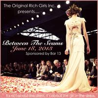 """Between The Seams"" Charity Fashion Show"