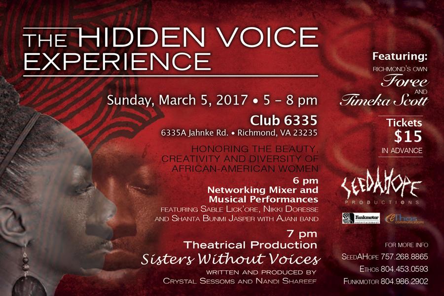 Hidden Voice Experience