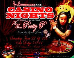 HUSH Entertainment Group presents Casino Nights