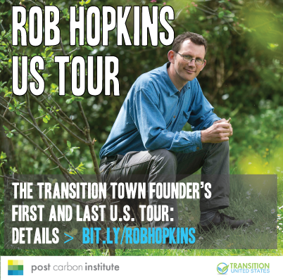 rob hopkins tour