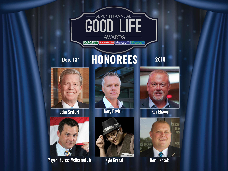 2018 Honorees