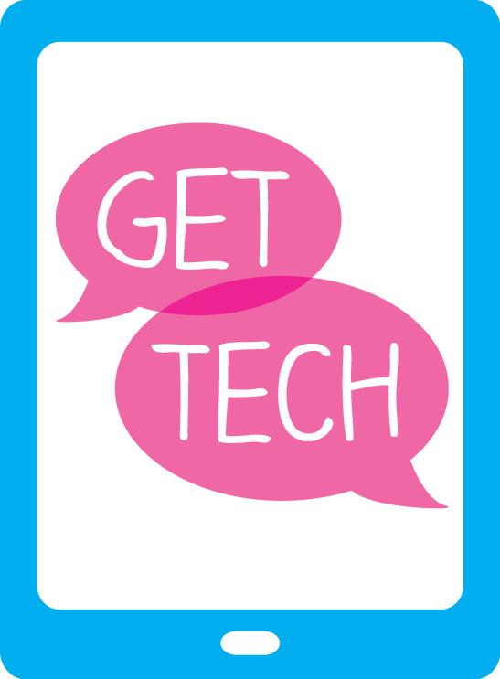 Get Tech Logo