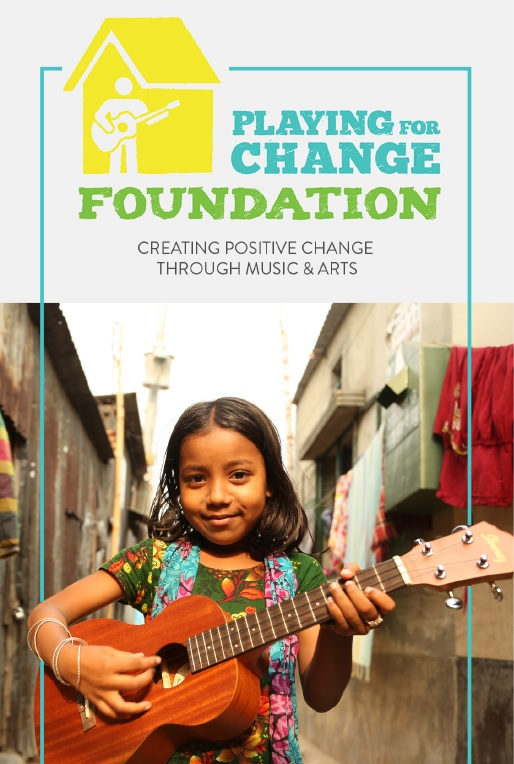 Playing For Change - Global Logo