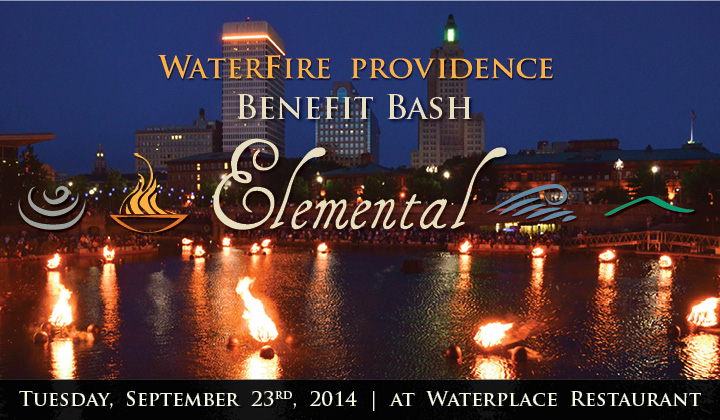 WaterFire Benefit Bash