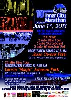 10th Annual Inner City Sports Festival and Health Fair