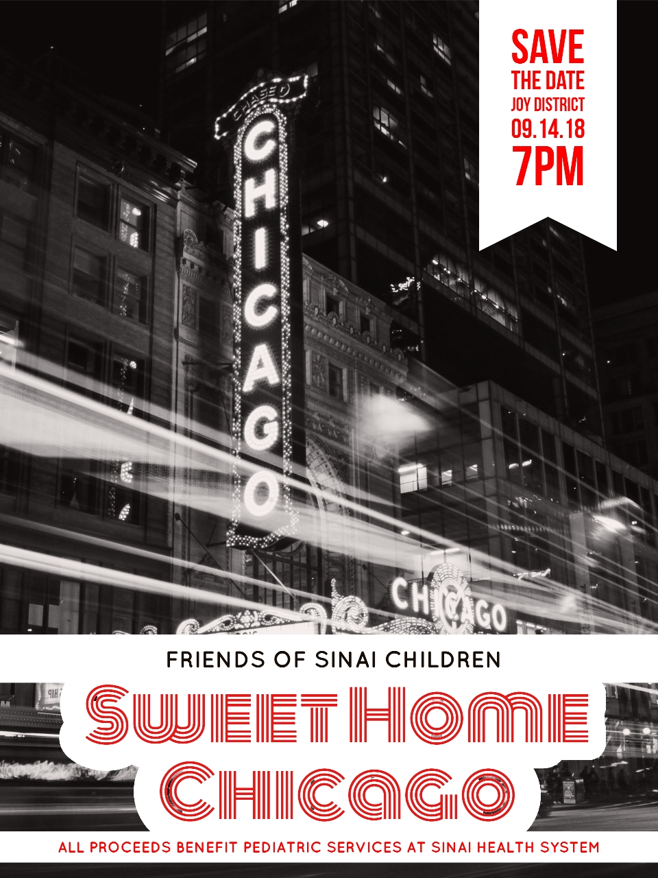 Sweet Home Chicago 2018