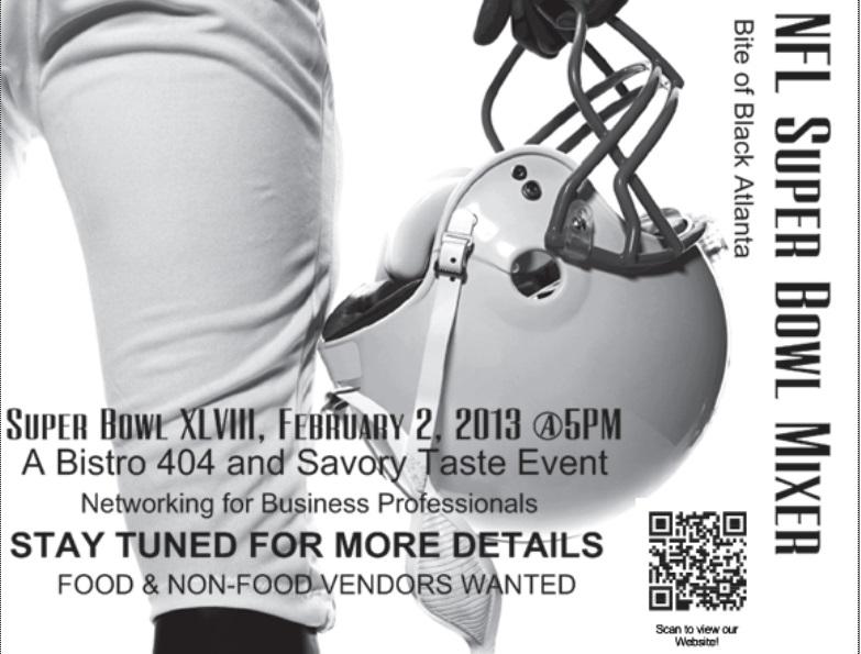 NFL Super Bowl Mixer Atlanta