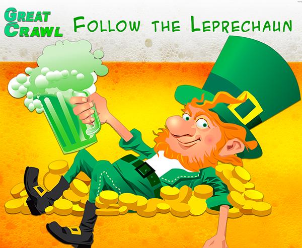 Follow the Leprechaun!