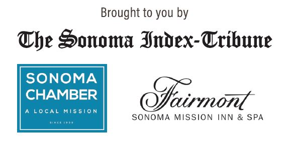 Sponsored by Sonoma Chamber of Commerce and Fairmont Sonoma Mission & Spa