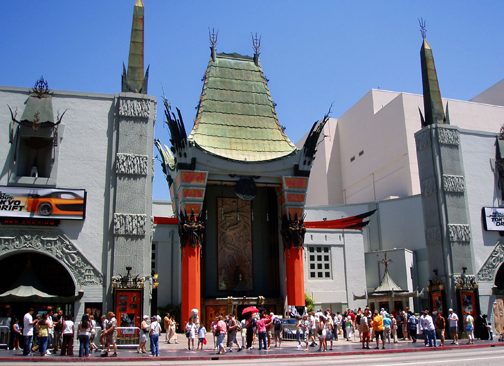 Tcl Chinese Theatre Tour Hours
