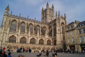Love Architecture : Love Bath Abbey Footprint